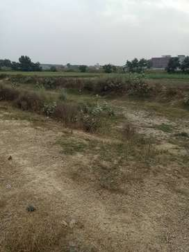 2 kanal industrial plot for sale at gajjumatah Lahore