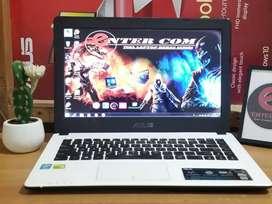 Laptop ASUS cakep nih bos ku, seri VGA nya lumayan tunggi yaa