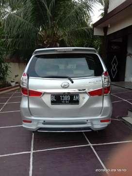Daihatsu xenia 2012 upgrade ke 2016