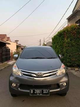 Toyota Avanza 1.3L G Manual Abu2 (cash 129jt nego)