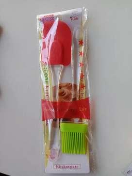 Spatula & Brush set