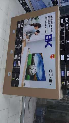 """Amazing offer 85"""" samsung Android+smart wifi 4k uhd led tv with wranty"""