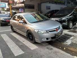 Honda Civic FD 1.8 Manual 2008 Plat AG Istimewa Terawat