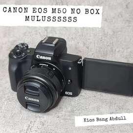 Canon Eos M50 No Box
