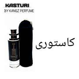 Parfum kasturi / Parfum Pria awet dan tahan lama / Non alkohol