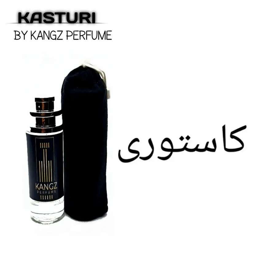 Parfum kasturi / Parfum Pria awet dan tahan lama / Non alkohol 0