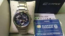 Edifice EF-525D-2A New Original Garansi
