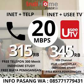 WiFi Indihome murah