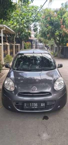 Nissan march 2013 plat (T)purwakarta