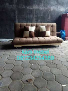 Sofa bed 2in1+bantal