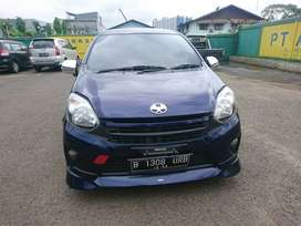 Toyota Agya TRD Sportivo Tahun 2013