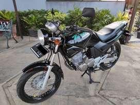 Honda Tiger 2000 gl200 1996 hitam