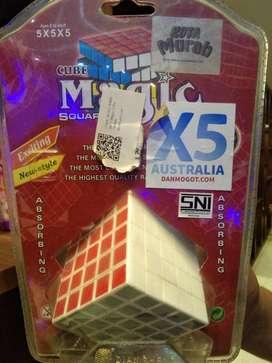 Mainan Rubik 5x5