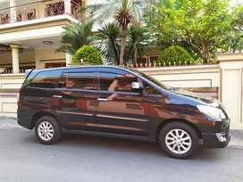 Toyota Grand New Kijang Innova 2.0 AT V Luxury 2011 Super Istimewa