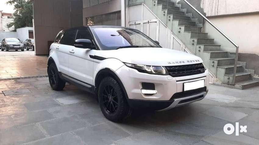 Land Rover Range Evoque Pure SD4, 2014, Diesel 0