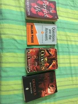 4 eng novels