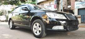 Skoda Laura Ambition 2.0 TDI CR MT, 2013, Diesel