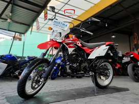 Kawasaki D Tracker thn 18 pmk 19 Mustika Motoshop