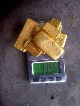 24k hand collected Gold bars for sale
