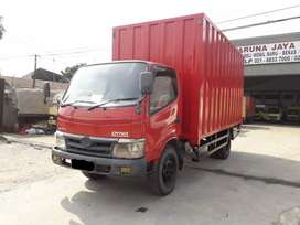 Toyota Dyna 110FT Box Double 2013