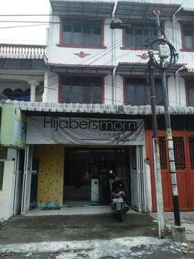 Ruko Jl Kangkung Iskandar Muda