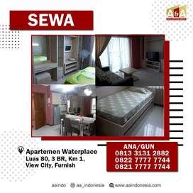 Sewa Apartemen Murah Full Furnish Waterplace