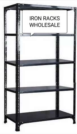 iron racks new shelfs
