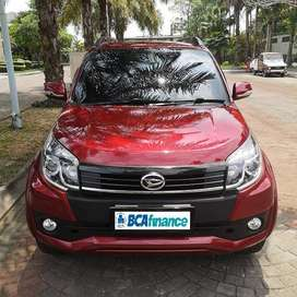 [DP35JT] Terios R mt 2015 Facelift km 20rb