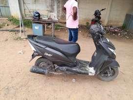 Honda DIO on Easy EMI