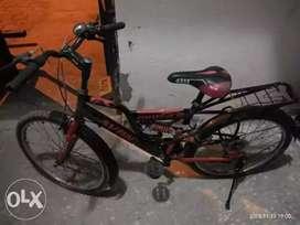 Avon Six gear bicycles