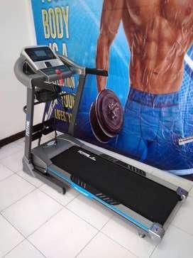 treadmill elektrik alat olah raga rumahan bisa COD pasang dan antar
