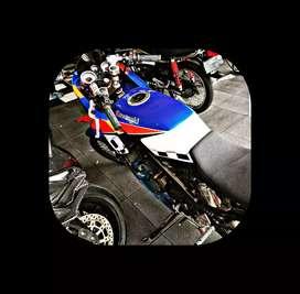 Dijual kawasaki ninja R 150 modif