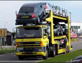 Secure Car Carrier & Moving Packing Shifting Services