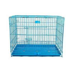 Foldable dog cage only used for 1 month
