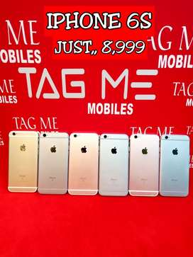TAG ME IPHONE 6S LITE USED MOBILE