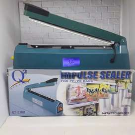 SR Impulse Sealer Press Plastik  30cm
