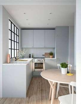 Furniture 15% Untuk Yatim Duafa | Customize Kitchen Set , Wardrobe dll