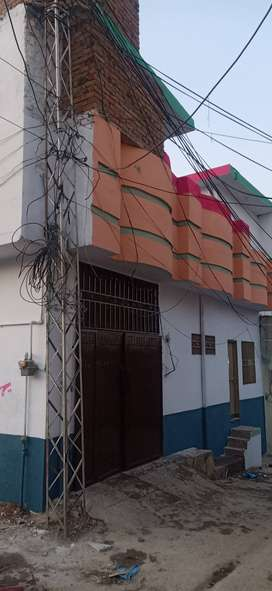 3.marla double story corner house for sale