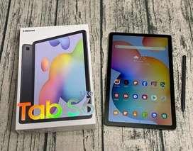 New!!! SAMSUNG TAB S6 LITE (4/64GB) CICILAN TANPA KARTU KREDIT