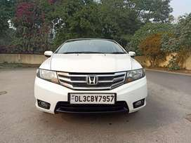 Honda City 1.5 V Automatic Exclusive, 2012, Petrol