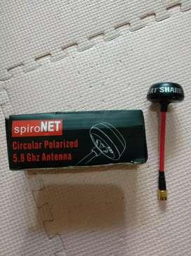Antena SpiroNET, Circular Polirized 5.8Ghz Antenna Original