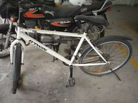Btwin cycle normal without gear..