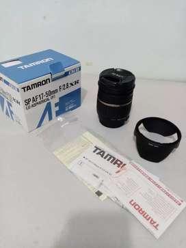 Lensa Tamron 17-50mm