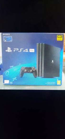 PlayStation PS4 Pro Game