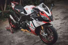 Aprillia Rsv4 max biaggi edition one and only in indonesia