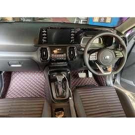 Karpet Mobil Premium 7D Kia Sonet Full Include Bagasi