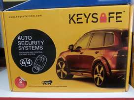 Car security system for all cars (central lock) - KEYSAFE BRAND