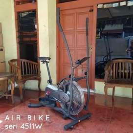 Best new sepeda fitnes Air bike class komersil