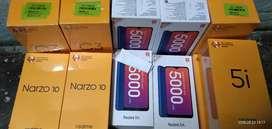 Narzo hot 8 Realme Mi poco phones available