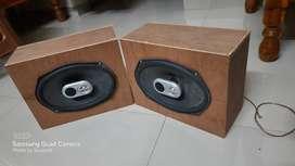 HARMAN Infinity speakers